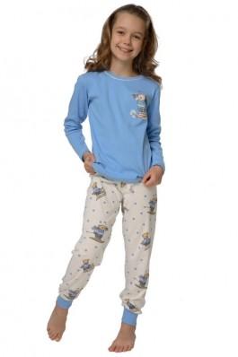 Pijama Italian fashion Albastru 12871-61 - els, preturi, ieftine