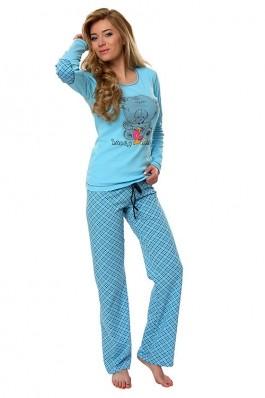 Pijama  Italian fashion Violet 11208-300 - els, preturi, ieftine