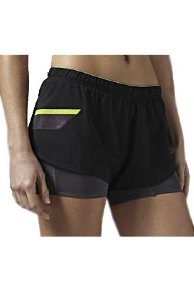 Pantaloni scurti pentru femei Reebok OSR 2-1 Short W AJ0385 - els