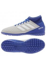 Pantofi sport Adidas Predator 19.3 TF Jr CM8548 Albastru
