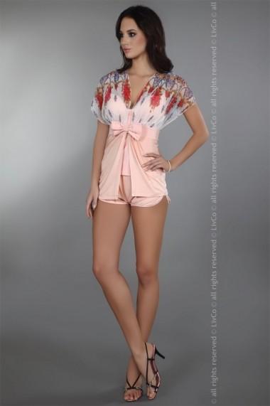 Pijama  Livco corsetti Multicolor 19420-17