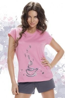 Pijama  Cornette Roz 14210-811 - els, preturi, ieftine