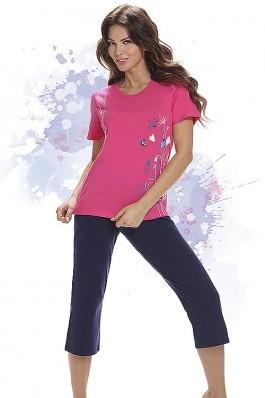 Pijama  Cornette Roz 14212-811 - els, preturi, ieftine