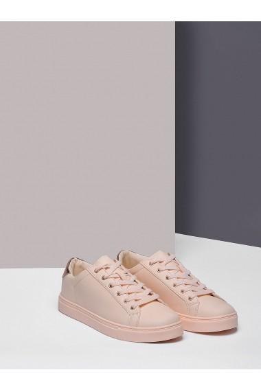Pantofi sport Top Secret SBU0581JR roz deschis