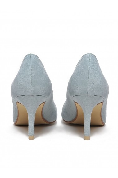 Pantofi cu toc Top Secret TOP-SBU0485JR roz deschis