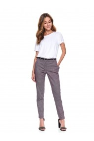 Pantaloni drepti Top Secret TOP-SSP3406GR