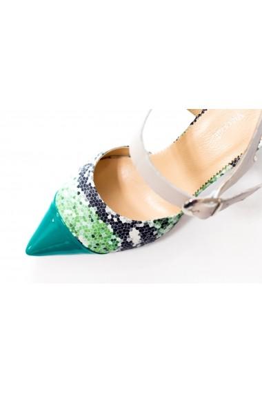 Pantofi cu toc Thea Visconti PS-274-19-078 Multicolor