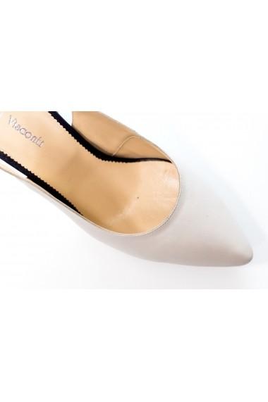 Pantofi cu toc Thea Visconti PS-283-19-613 Bej