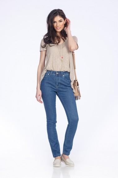Jeans Sense Serika albastru