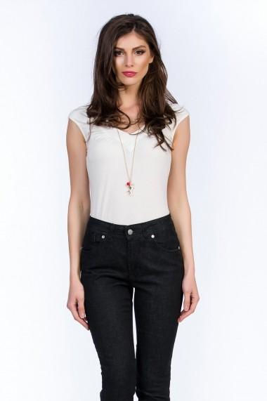 Jeans Sense Serika N negru