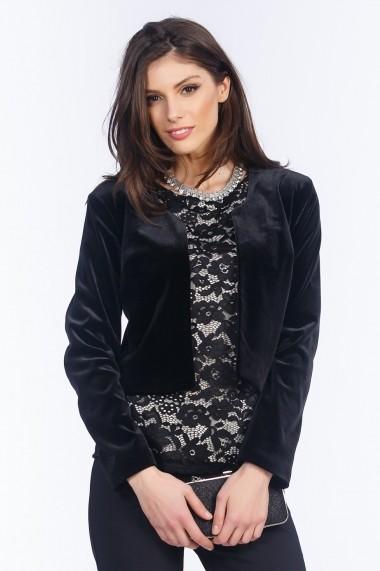 Jacheta Sense Donna negru