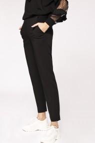 Pantaloni drepti NISSA p11126 Negru