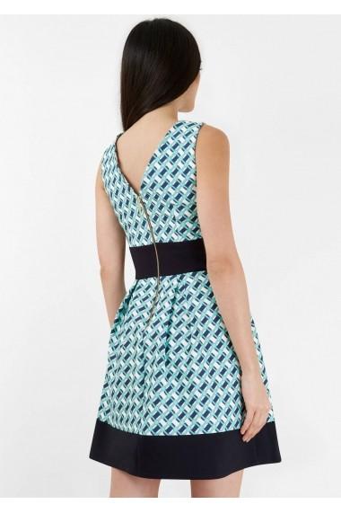 Rochie scurta Roh Boutique CLD1101 Print