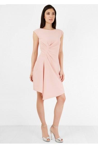 Rochie midi Roh Boutique ROH - CLD950 roz