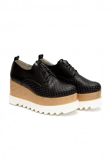 Pantofi Rammi usori cu stelute