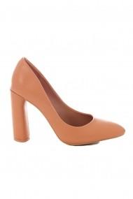 Pantofi Rammi roz cu branturi respirabile