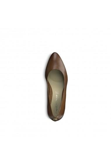 Pantofi cu toc TAMARIS GGA414 maro