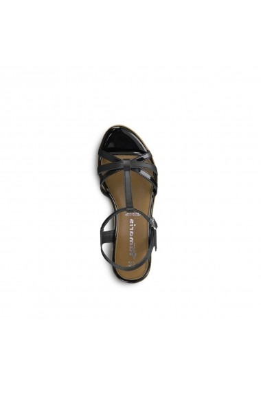 Sandale cu platforma TAMARIS GGA535 negru