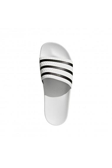 Papuci ADIDAS ORIGINALS GEY882 alb