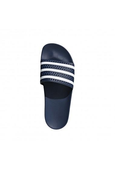 Papuci ADIDAS ORIGINALS GEY885 bleumarin