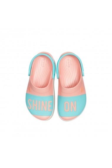 Papuci CROCS GGJ320 multicolor