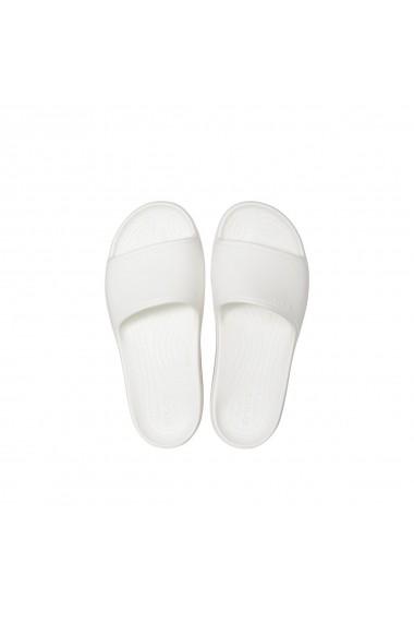 Papuci CROCS GGJ468 alb