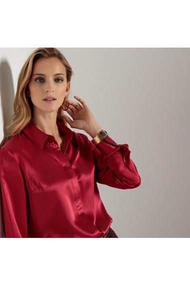 Camasa ANNE WEYBURN GFB809-cherry red Rosu