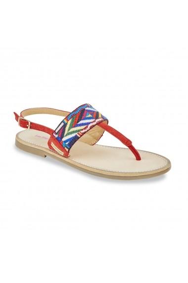 Sandale LES TROPEZIENNES par M BELARBI GFX759 rosu