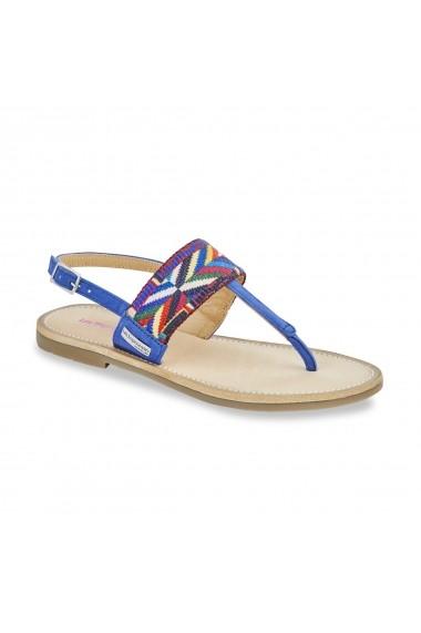 Sandale LES TROPEZIENNES par M BELARBI GFX766 albastru