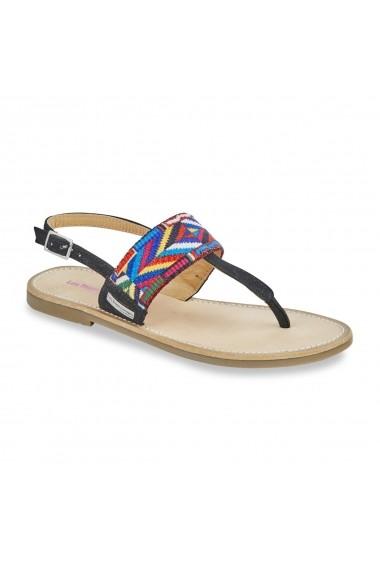 Sandale LES TROPEZIENNES par M BELARBI GFX769 negru