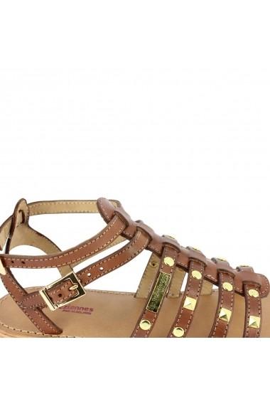 Sandale LES TROPEZIENNES par M BELARBI GGE238 maro