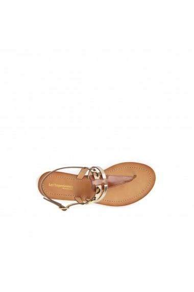 Sandale LES TROPEZIENNES par M BELARBI GGI025 animal print