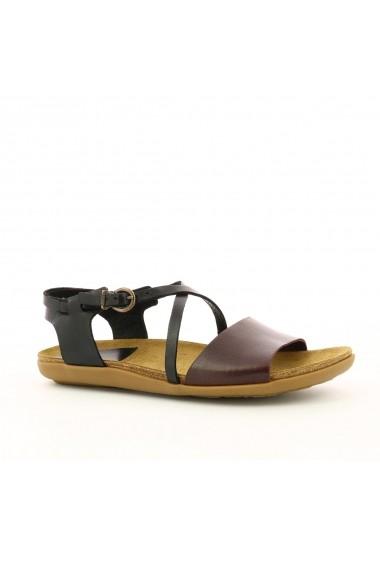 Sandale KICKERS GGB297 bordo
