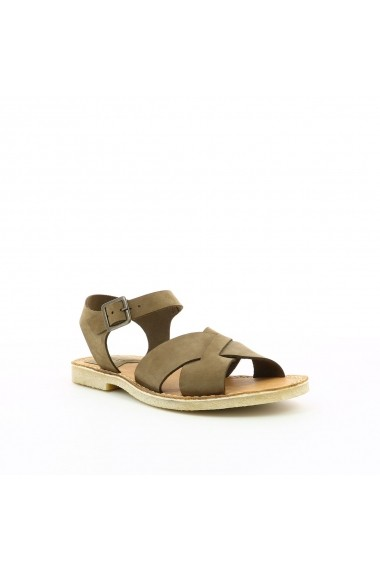 Sandale KICKERS GGB319 kaki