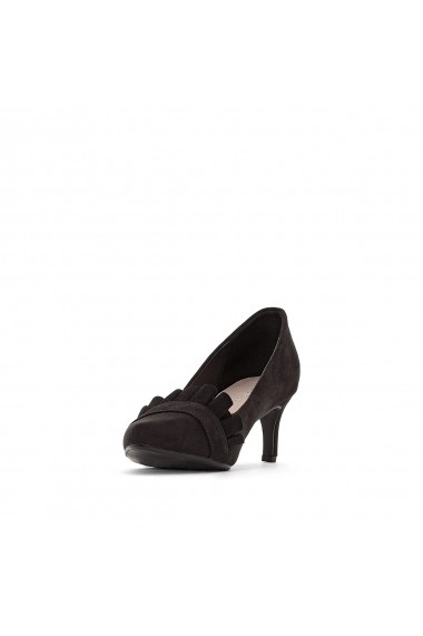 Pantofi cu toc CASTALUNA GEW009-black Negru