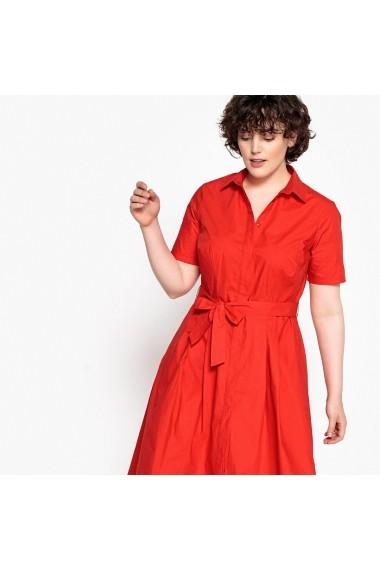 Rochie CASTALUNA GFH516-bright_red Rosu