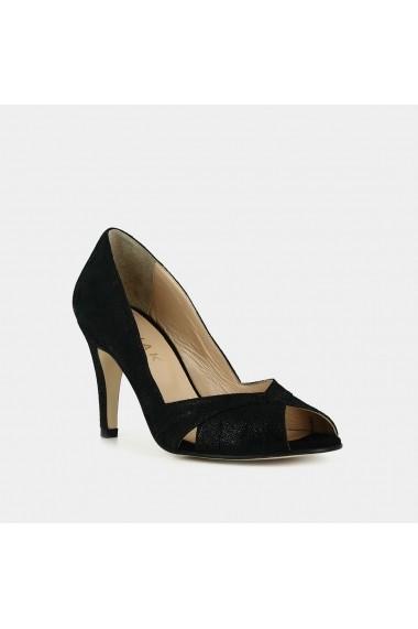 Pantofi cu toc JONAK GEU926 negru