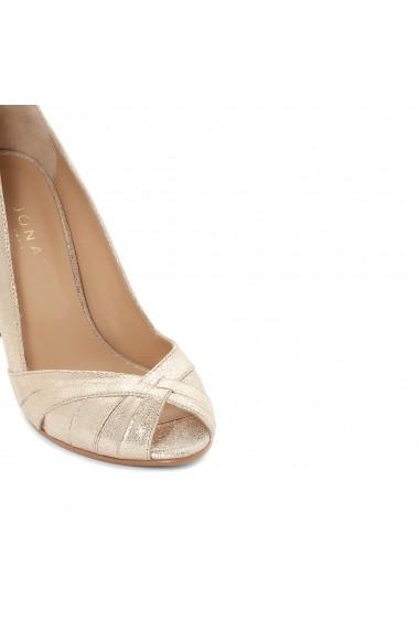 Pantofi cu toc JONAK GEU926 gri