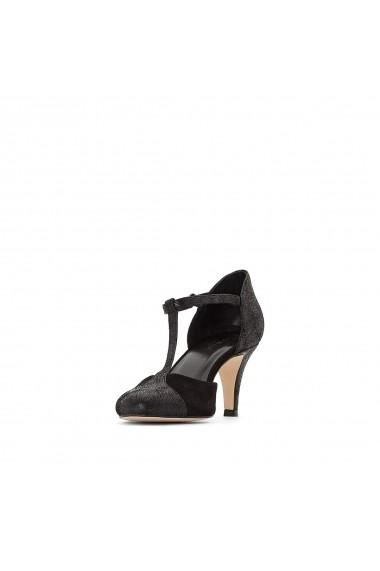 Pantofi cu toc JONAK GFP478 negru