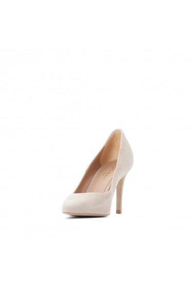 Pantofi cu toc JONAK GGK116 bej