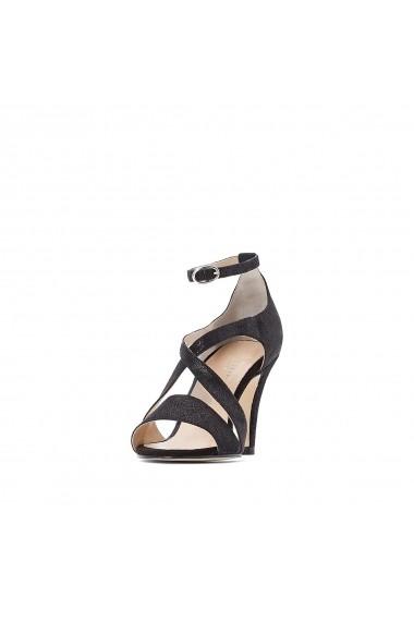 Sandale cu toc JONAK GFK245 negru