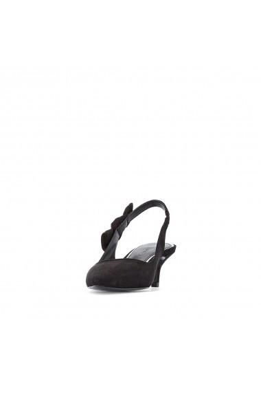 Pantofi cu toc ESPRIT GGH707 negru