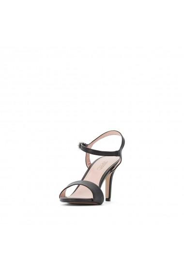 Sandale cu toc ESPRIT GGJ215 negru