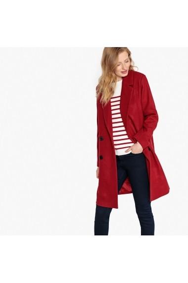 Palton La Redoute Collections GFG418-red Rosu