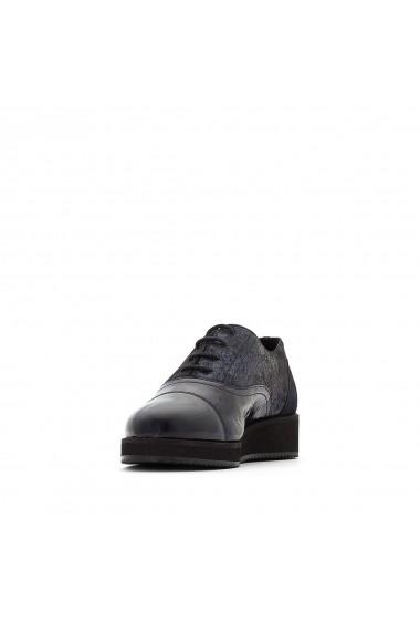Pantofi La Redoute Collections GFF756-navy Bleumarin
