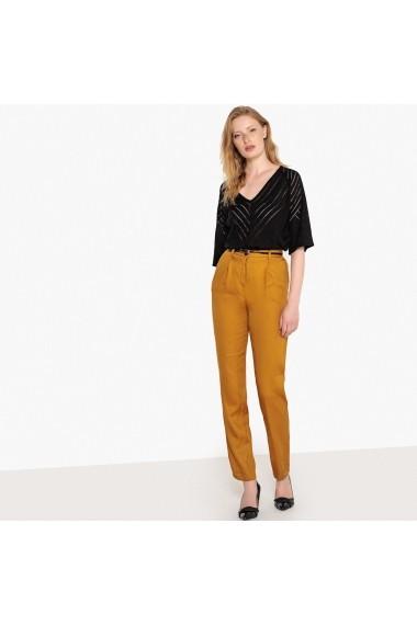 Pantaloni La Redoute Collections GEX479-camel Maro