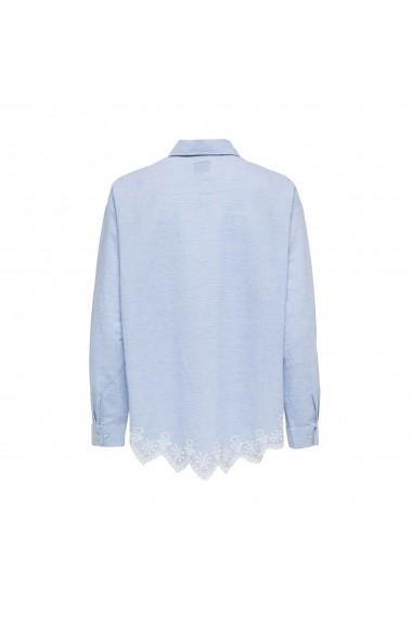Camasa ONLY GGB109 albastru