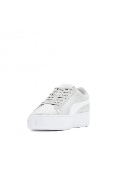 Pantofi sport PUMA GFG003 argintiu