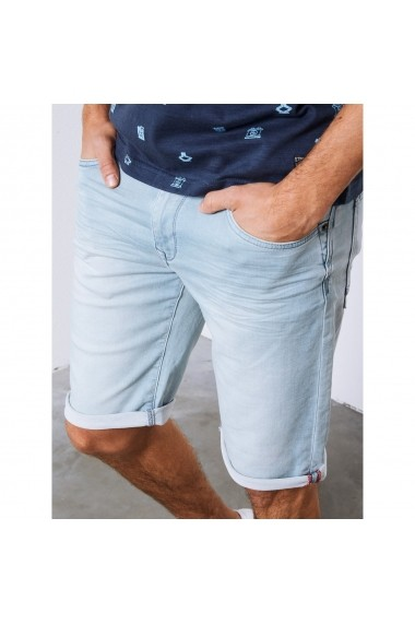 Pantaloni scurti PETROL INDUSTRIES GGE293 albastru