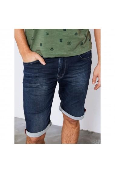 Pantaloni scurti PETROL INDUSTRIES GGE293 albastru LRD-GGE293-1524
